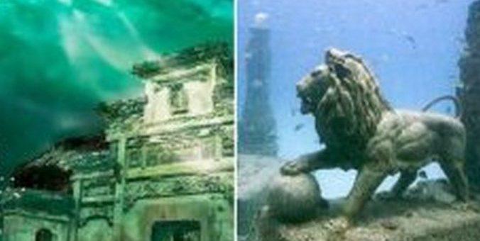 Оружие массового уничтожения применялось 12000 лет назад? Или тайны города Кришны, который запрещено исследовать