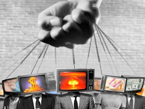 Воздействие телевизора на мозг человека