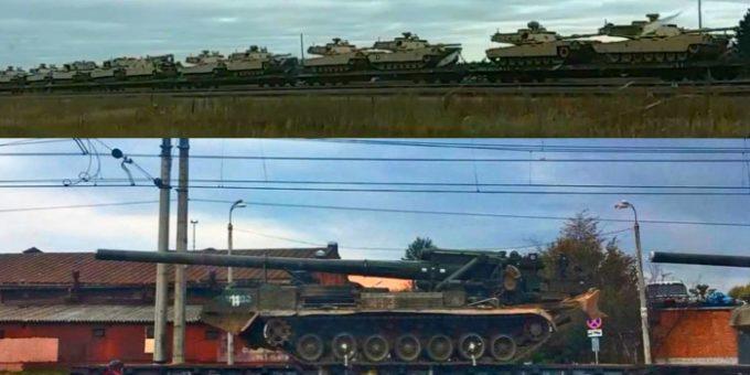 Большая тройка готова к войне
