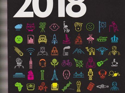 Разгадан шифр на обложке журнала The Economist 2018