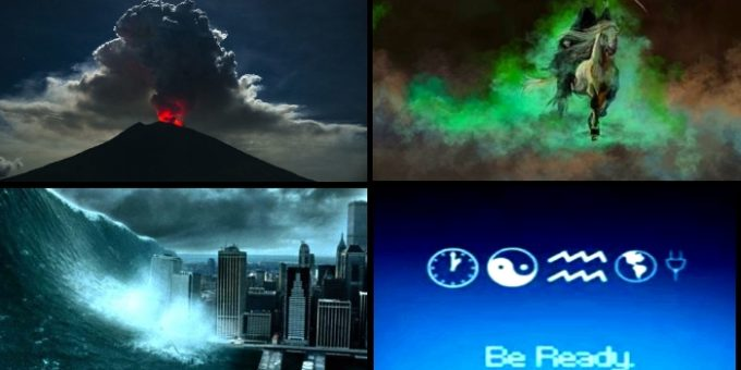 Конец Света 2018: 1-го ноября будет снята Вторая Печать