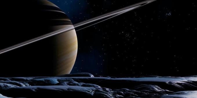 Погода на Сатурне