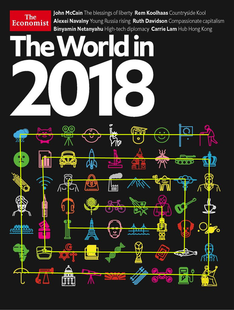 The Economist: трактовать изображения надо по разворачивающийся спирали