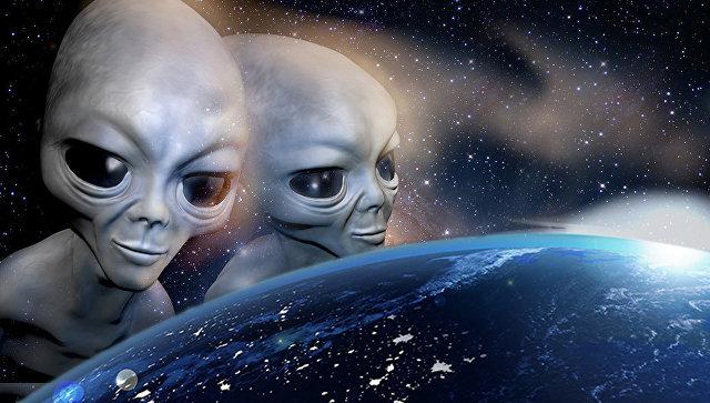 Согласно ЦРУ на Марсе жили инопланетяне
