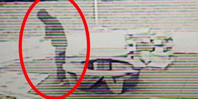 Телепортация на видео