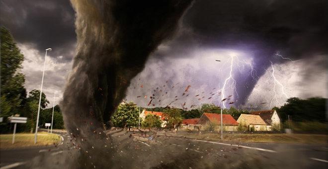Формирование ураганов