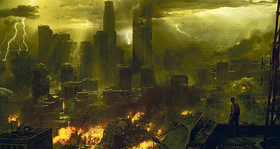 Апокалипсис как эксперимент