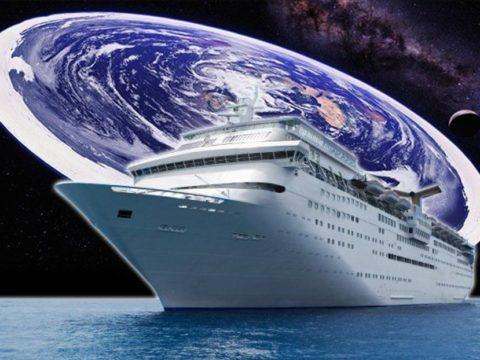 Плоскоземельщики отправятся в Антарктику