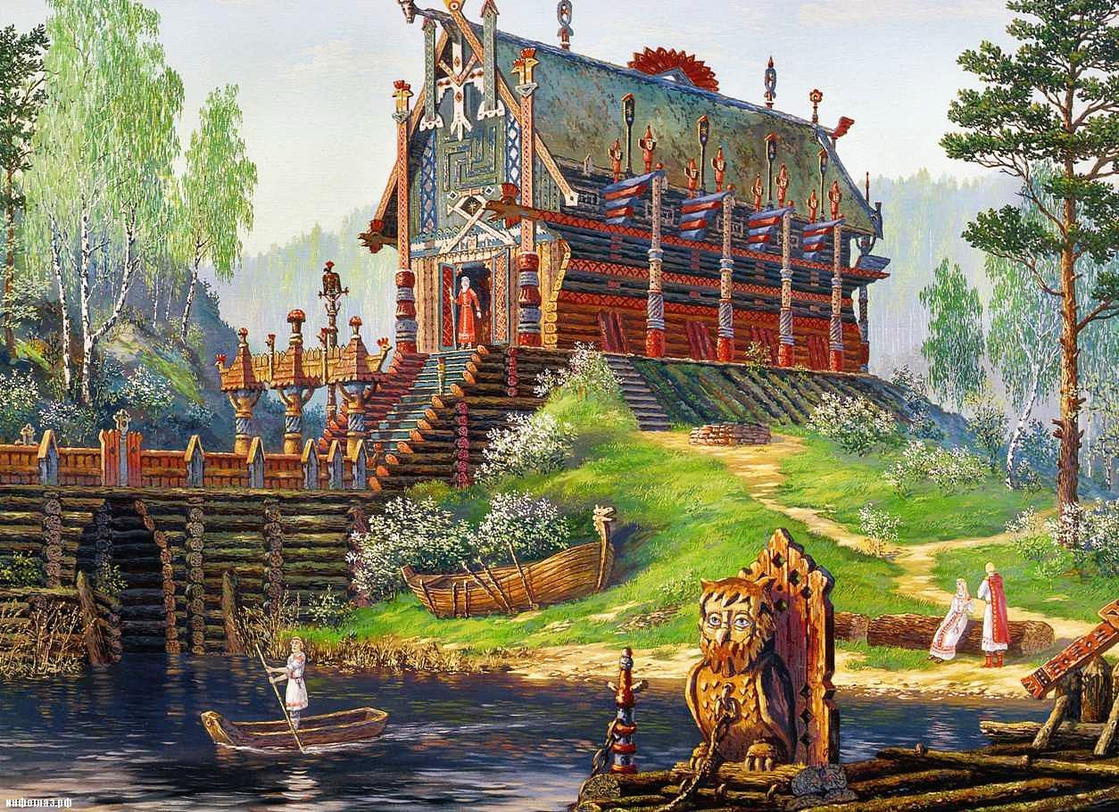Древнейшие замки мира с картинками решили
