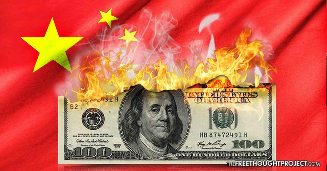 Китай делает огромный шаг к уничтожению доллара США