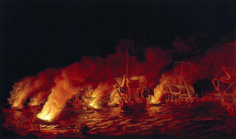 Конец Эры Военно-морских Империй