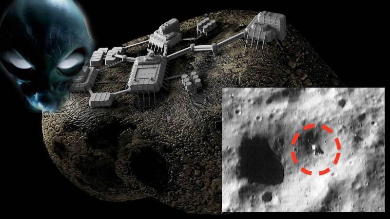 NASA захватывает изображения «древней чужой горной машины» на астероиде «433 Эрос»