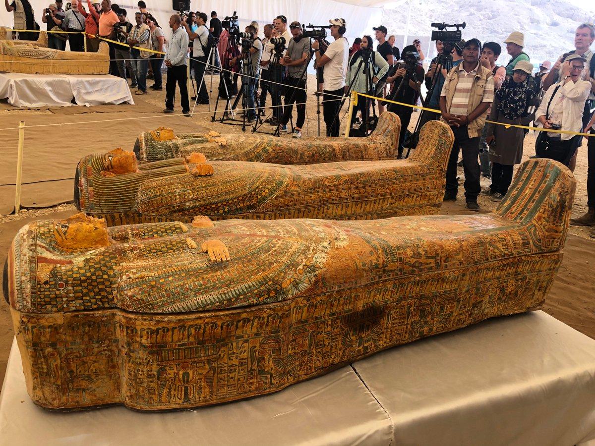 саркофаг в египте фото такой