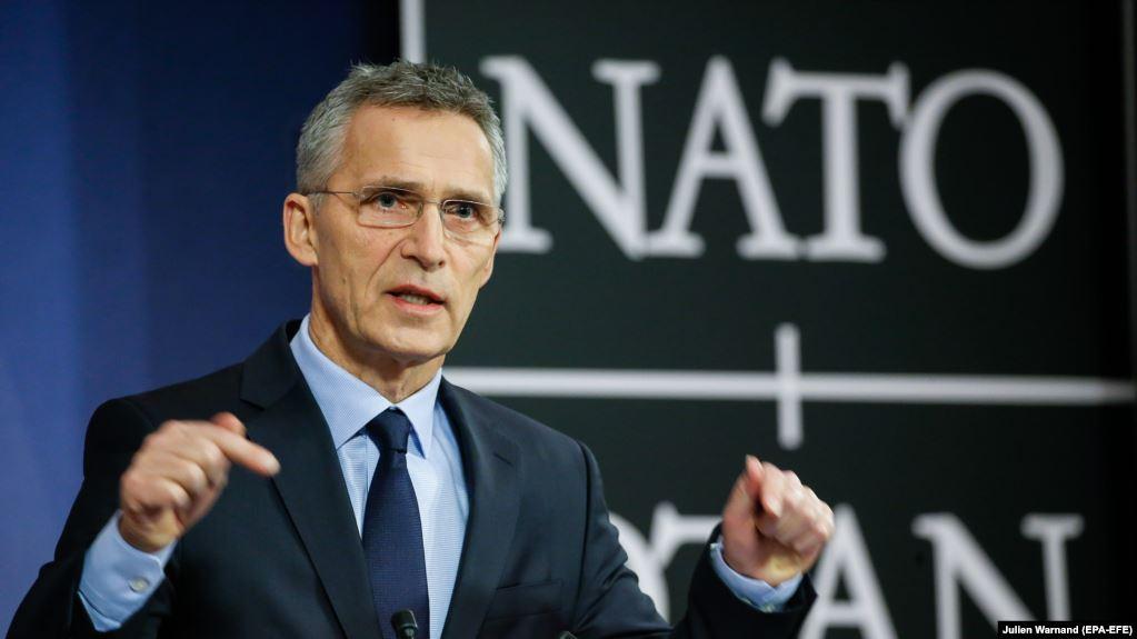 НАТО, генсек НАТО