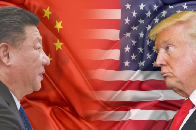 Новую холодную войну США начали против Китая   Кто в курсе -