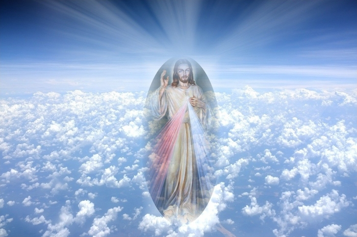 бог в небесах