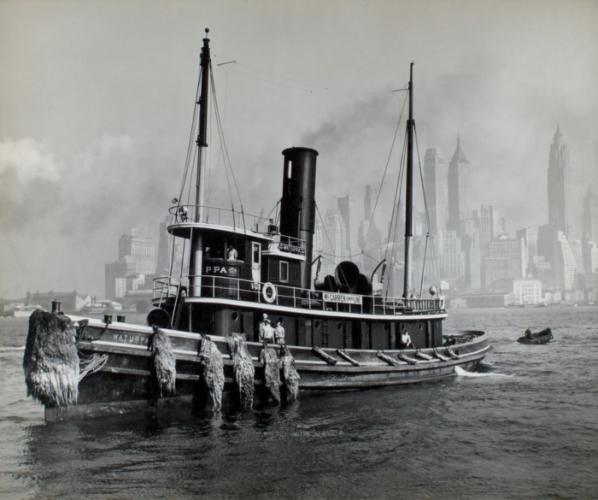 пароход 1936 года
