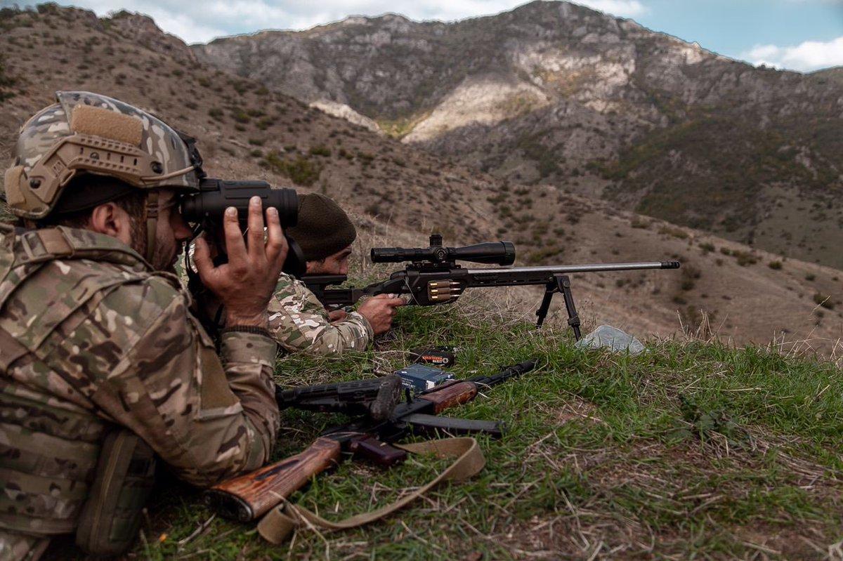 """Война за Нагорный Карабах. День 14-й - почти """"тишина"""", спорный Гадрут, сирийские боевики"""