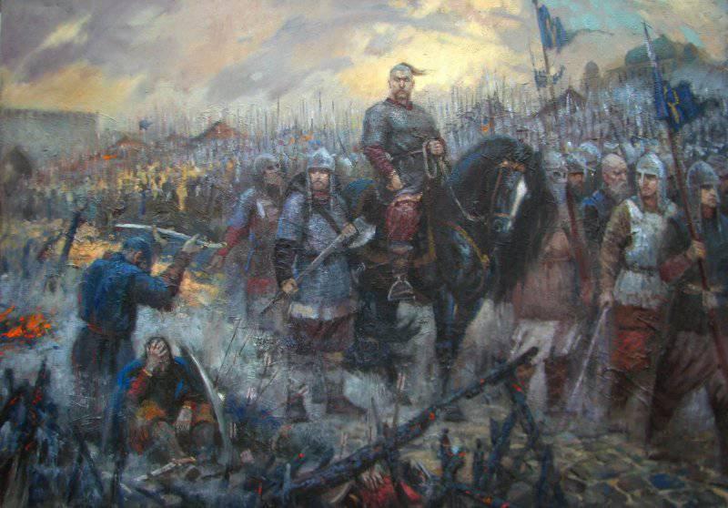 Загадка гибели великого русского князя Святослава Игоревича
