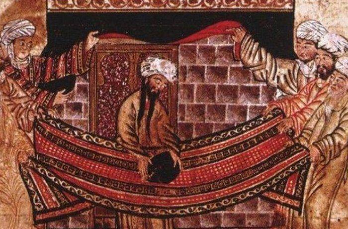 Хазарский каганат.