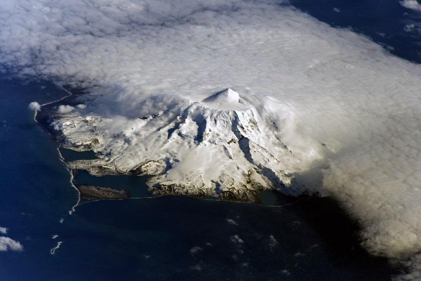 На Земле найдено место, где лава извергалась более 30 миллионов лет непрерывно