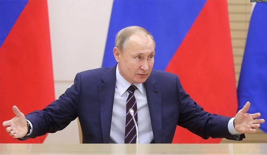 Владимир Путин о развитии туризма