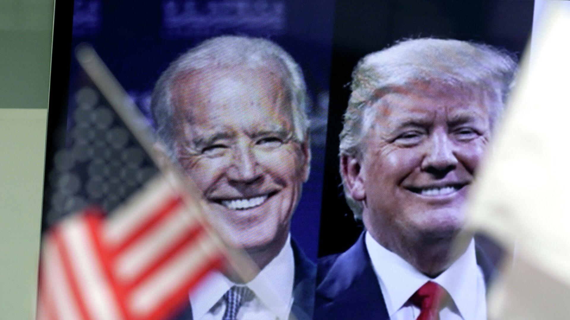 Президентские выборы в США. Онлайн-репортаж - РИА Новости, 03.11.2020
