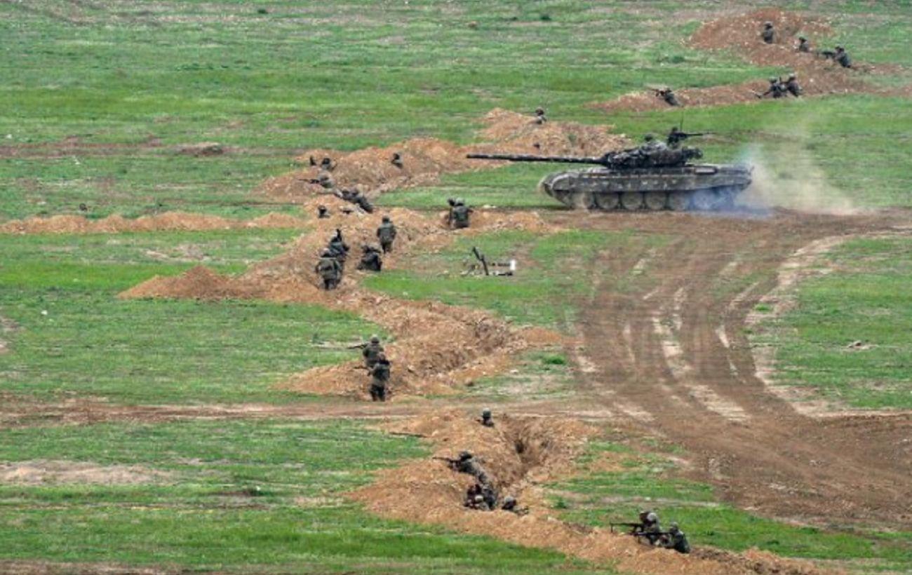 Одним абзацем. Первый день войны за Нагорный Карабах