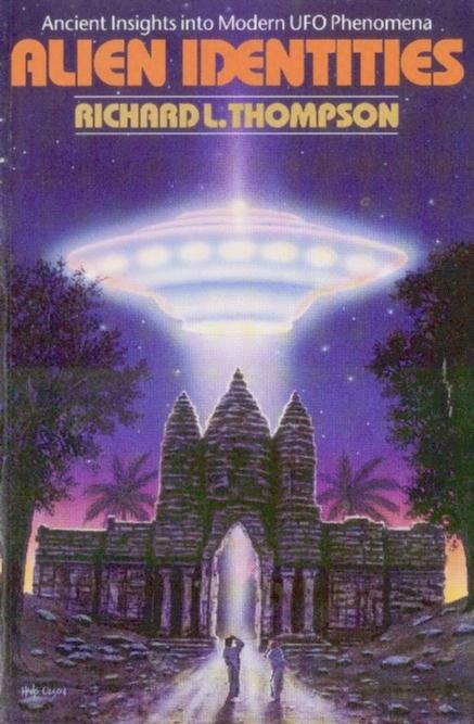 Что такое НЛО. Опознанные пришельцы и виманы
