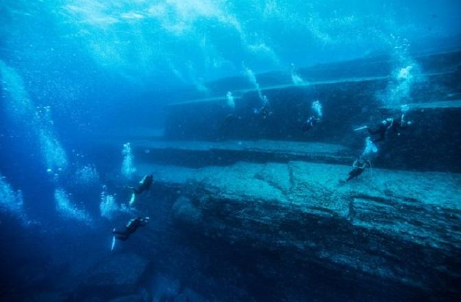 «Затонувшую пирамиду Атлантиды» обнаружили на дне Атлантического океана