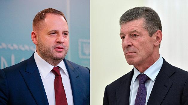 Встреча Ермака и Козака. Возможно ли разблокирование Минского процесса?