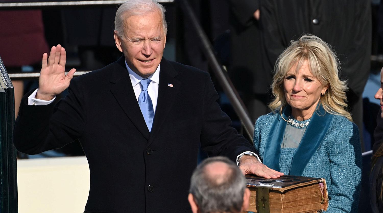 Джо Байден вступил в должность президента США - Газета.Ru   Фото