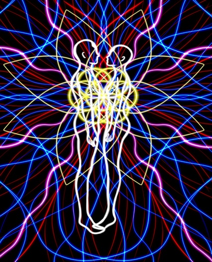 Магический род. Синие и красные энергии