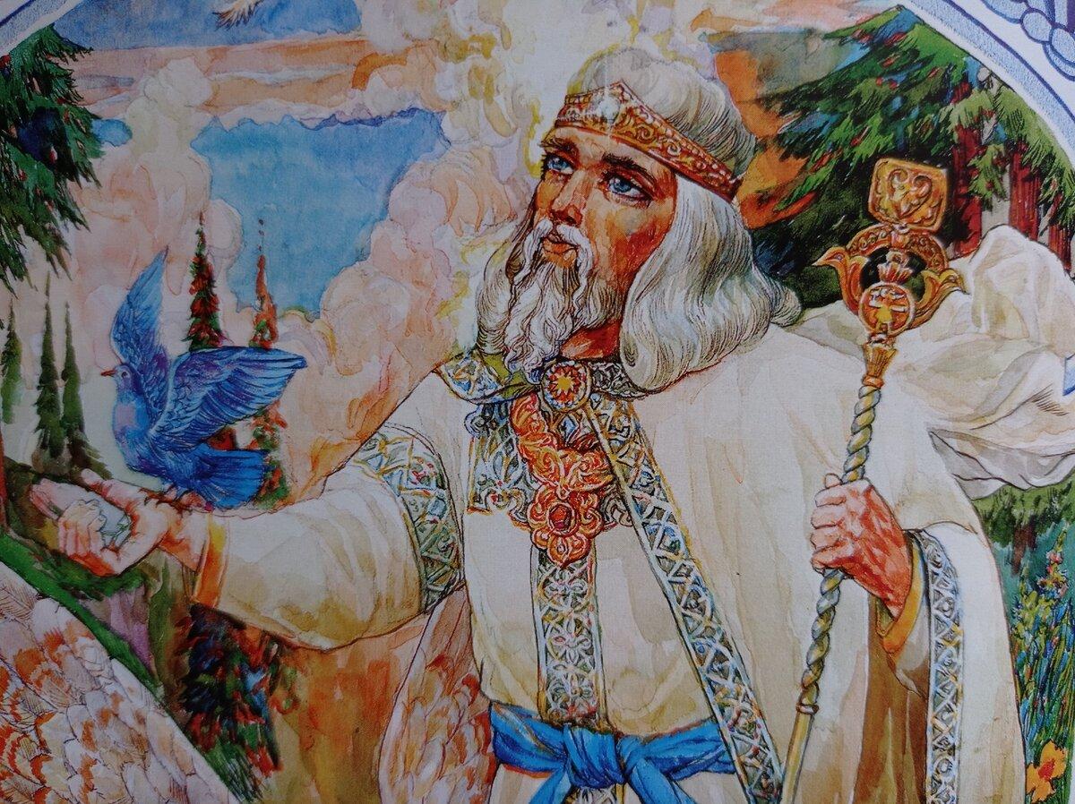 художник В.А. Ларёв-Корольков