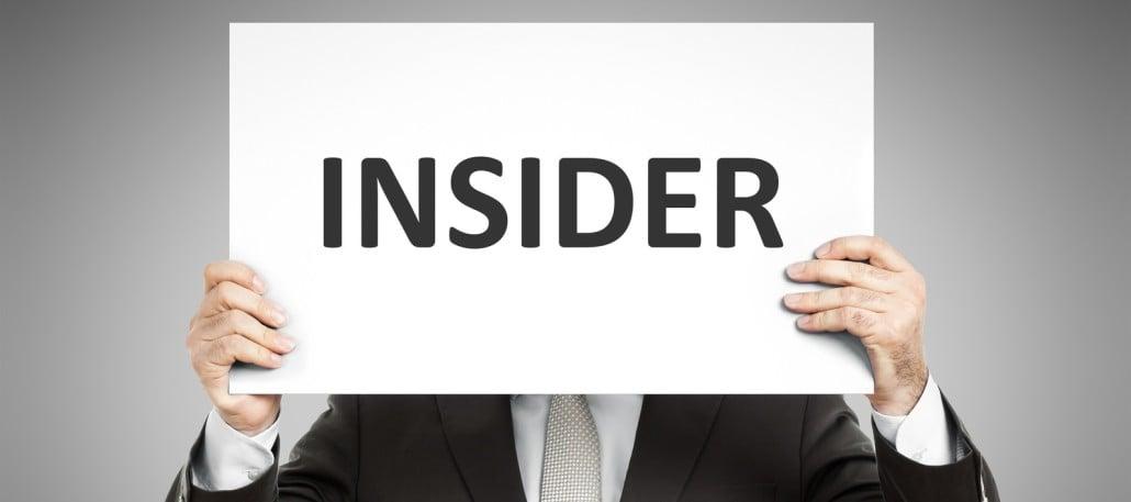 Какую угрозу может принести инсайдер для компании