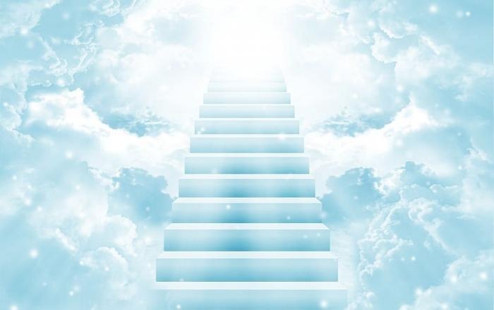 Лестница в Небесный Рай