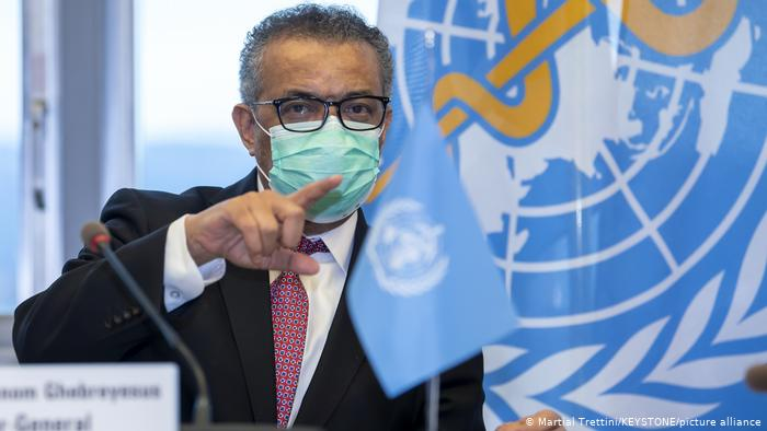 Коронавирус: глава ВОЗ заявил о возможности контролировать пандемию | Новости из Германии о событиях в мире | DW | 01.02.2021