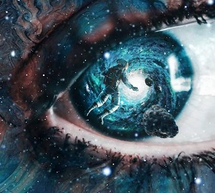 Взгляд человека и глаз Гора. Кто смотрит нашими глазами?