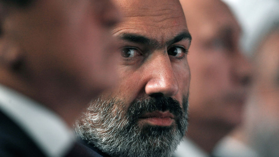 Армянская оппозиция требует отставки Пашиняна - Газета.Ru   Новости