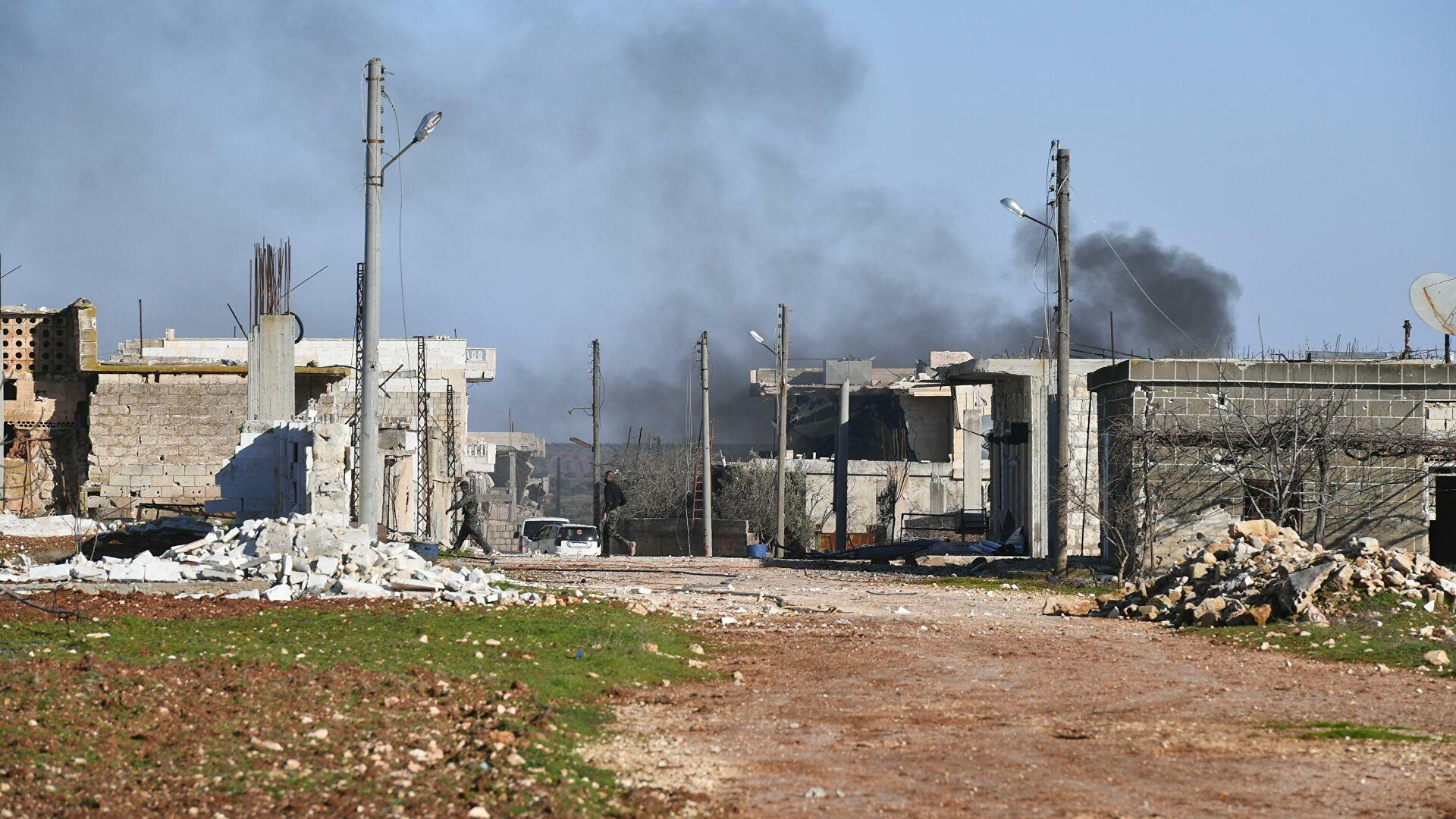 США нанесли удар в Сирии по проиранскому ополчению - РИА Новости, 26.02.2021