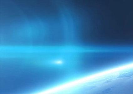 Смена полярности, голубые энергии
