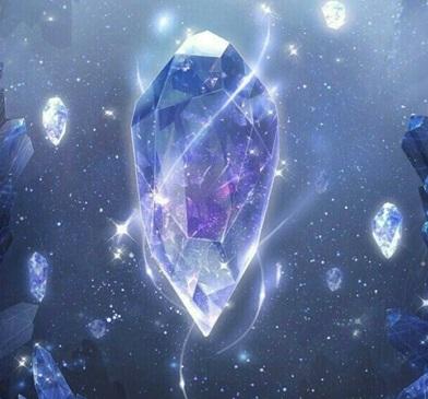 Смена полярности, кристалл нового пространства