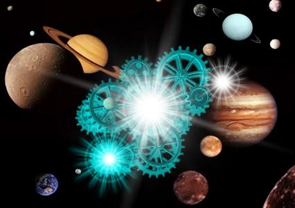 Смена полярности, символы и энергии нового пространства