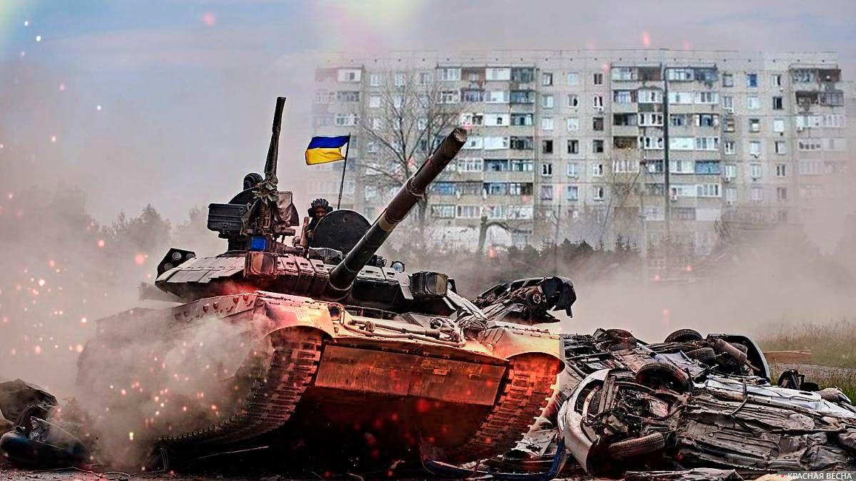 Война в Донбассе, февраль 2019 | ИА Красная Весна