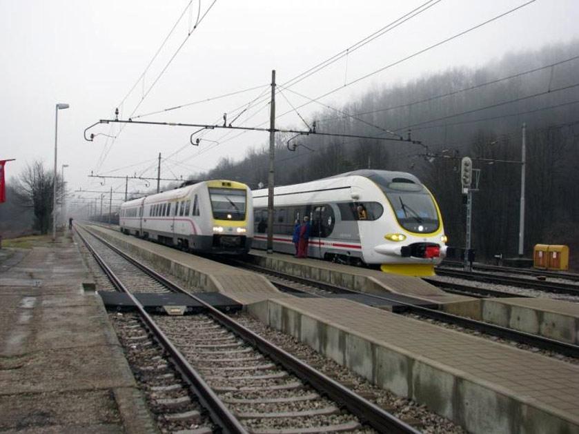 Отличия железных дорог России и США