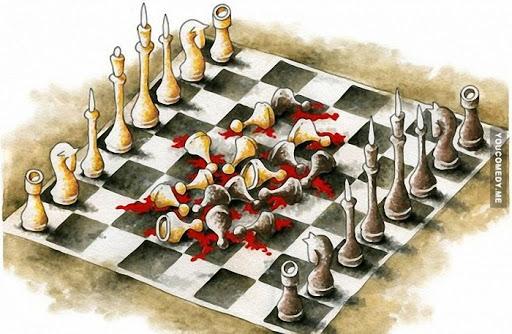 Сиюминутная политика и вечные шахматы. Часть 1 | Шахматная Школа