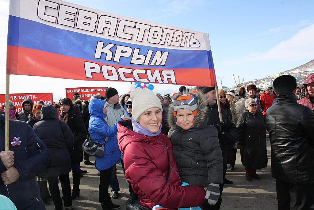 В России — Крымская весна - ИА REGNUM