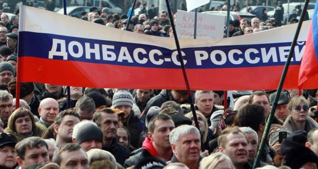 Будущее Донбасса — только в составе России. Итоги опроса «Русской Весны» | Русская весна