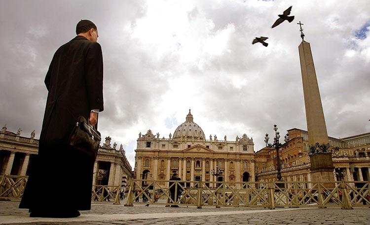Деофшоризация и прозрачность дотянулись до небес. Банк Ватикана впервые проведёт официальный аудит   InternationalWealth.info