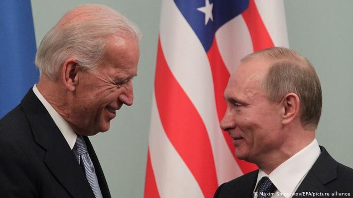 Как изменятся отношения России и США при Байдене? Прогнозы экспертов | События в мире - оценки и прогнозы из Германии и Европы | DW | 22.01.2021
